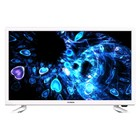 "Телевизор Hyundai H-LED24ES5020, 24"", 1366х768, DVB-T2/С/S2, 2xHDMI, 1xUSB, SmartTV, белый"