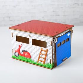 Игровой домик «Гараж» Ош