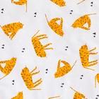"""Постельное белье """"Крошка Я"""" Тигры 112*147 см, 60*120+20 см, 40*60 см, 100% хлопок - фото 105557030"""