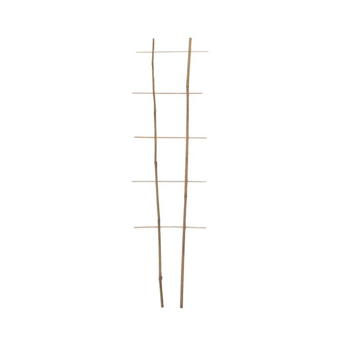 Шпалера, 85 × 23 × 1 см, бамбук, «Одинарная», Greengo - фото 3221252