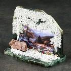 Souvenir-skol Bears, serpentine, stone chippings