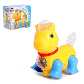 Развивающая игрушка «Лошадка», световые и звуковые эффекты