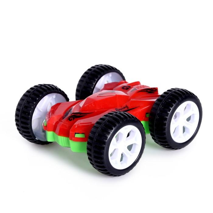 Машина инерционная «Перевертыш», цвета МИКС
