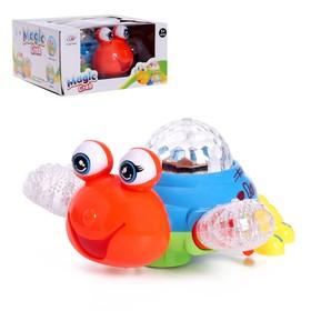 Развивающая игрушка «Черепашка», световые и звуковые эффекты, МИКС