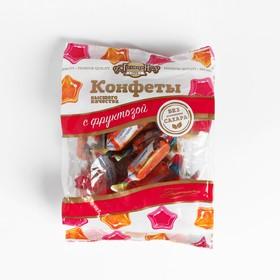 Батончики Вишневогорские шоколадные на фруктозе 160г