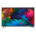 "Телевизор Hyundai H-LED32ES5001, 32"", 720p, DVB-T2/C/S2, 2xHDMI, 1xUSB, SmartTV, стальной"