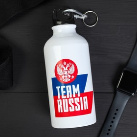 "Bottle holder with ""Team Russia"", 500 ml"