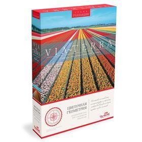 Пазл «Виа Терра. Цветочная геометрия», 500 элементов