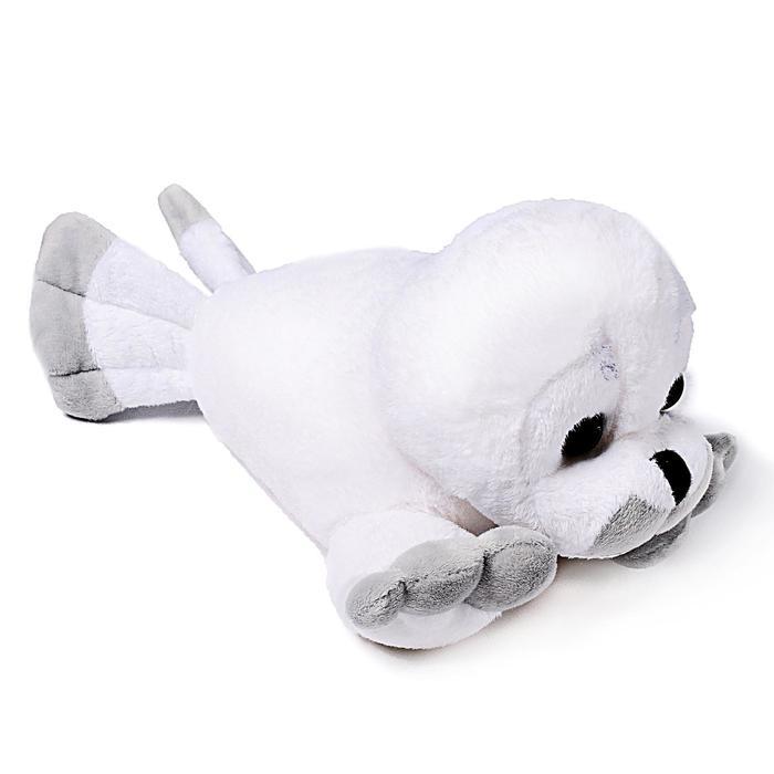 Мягкая игрушка «Белёк», 30 см - фото 105612260
