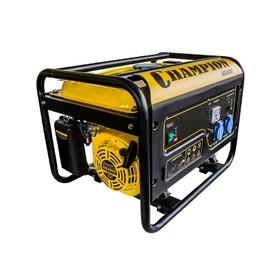Генератор CHAMPION GG2000, 4Т, 4.89 л.с., 2.3 кВт, 220 В, 15 л, ручной старт