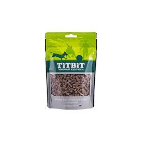 """Лакомство из говядины Titbit """"Косточки мясные"""" для собак, 145 г"""