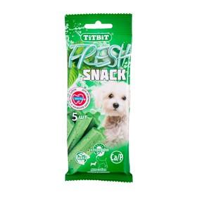 """Лакомство """"Снеки Fresh"""" для мелких собак, 55 г"""