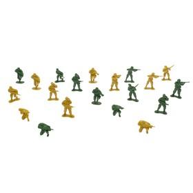 Набор солдатиков «Спецоперация»