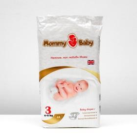 "Подгузники ""MOMMY BABY""  размер M"
