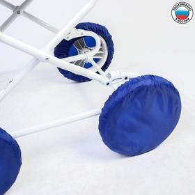 Чехлы на колеса коляски, d=32 см., 3 шт., оксфорд