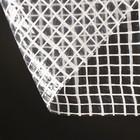 Плёнка полиэтиленовая, армированная, 4 × 10 м, толщина 200 мкм, белая