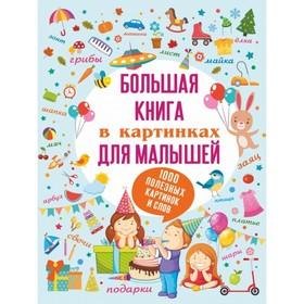 Большая книга в картинках для малышей, 96 стр.