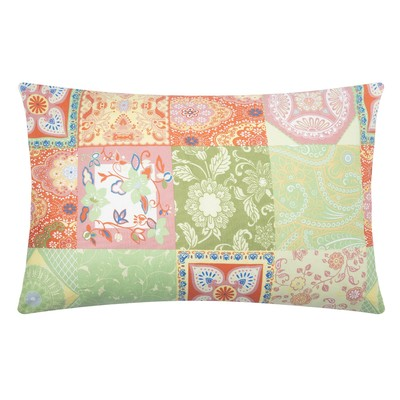 Pillowcase Ethel Flaps 50*70 ± 3 cm, 100% cotton, calico 125 g/m2