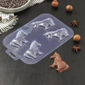 Форма для шоколада «Шоко-Единорог»