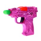 "Gun ""Blaster"" light and sound effects, battery powered MIX color"