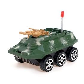 """Machine inertia """"BTR"""", a MIX"""