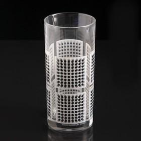 Glass Infinity X 400 ml., Design - Karim Rashid.