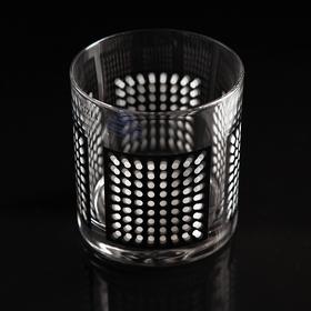Glass Infinity 400 ml., Design - Karim Rashid