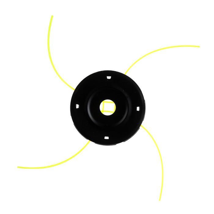 """Катушка для триммера """"Паук"""" ON 15-01-203, универсальная, металлическая, M10x1.25, d=2.4-3 мм"""