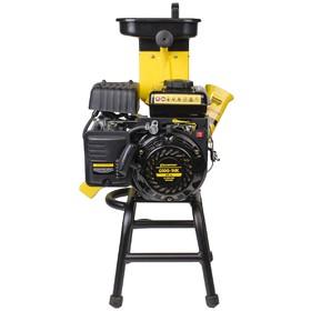 Измельчитель-шредер бензиновый CHAMPION SC2818, 1.8 кВт, 94 см3, max d=28 мм, 10 л