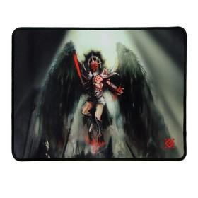 Коврик для мыши Defender Angel of Death M, игровой, 360x270x3 мм, ткань+резина