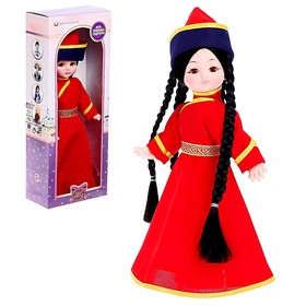 Кукла «Бурятка», 45 см