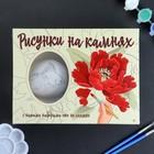 """Набор """"Рисунок на камне: Золотая рыбка №2"""""""