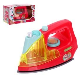 "Household appliances ""irons"" light, sound"