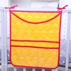 Органайзер на кроватку,размер 47*55,оксфорд,чтежка,цв.желтый - фото 105549691