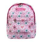 Рюкзачок детский Erich Krause EasyLine Mini, 25 х 20.5 х 11, Pink Flowers, розовый
