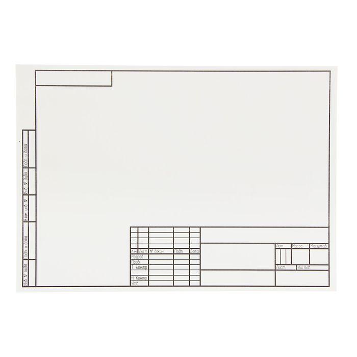 Картинки чертежных листов