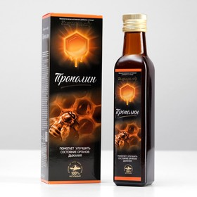 "Бальзам на  меду ""Прополин"" флакон 250 мл, БАД"