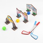 Настольная игра «Гольф. Город»