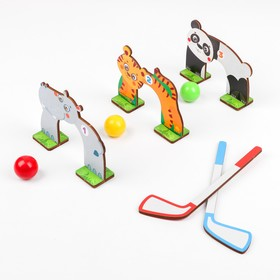 "Board game ""Golf. Zoo"