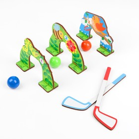 "Board game ""Golf. Polyanka"