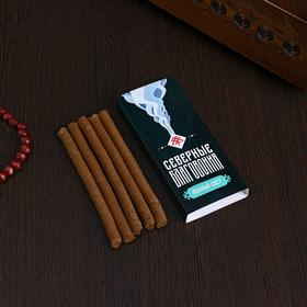 """A set of incense sticks """"incense of the North. Moonlight"""", 20 grams"""