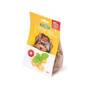 Печенье PENE Titbit с сыром и зеленью, 200 г