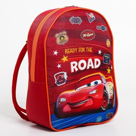 Backpack Cars, 21 * 9 * 26, zippered, red