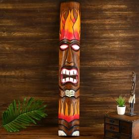 "Маска ""Абориген"" дерево 15х6х100 см"