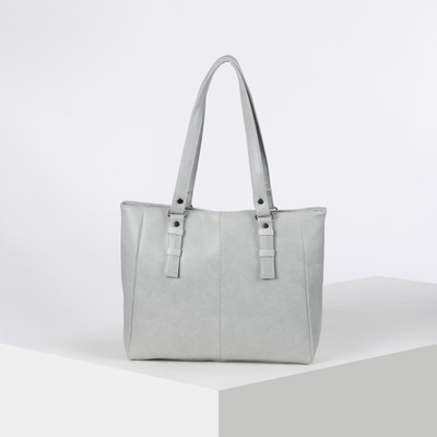 Bag wives 10767, 34*12*28 Department zip, Nar pocket, gray