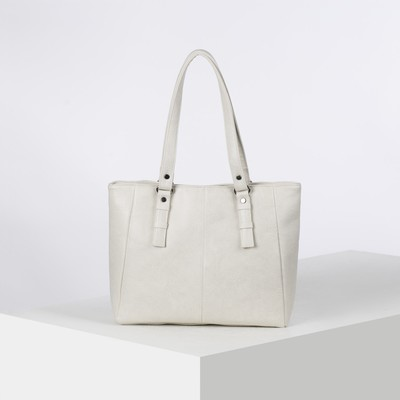 Bag wives 10767, 34*12*28 Department zip, Nar pocket, milk
