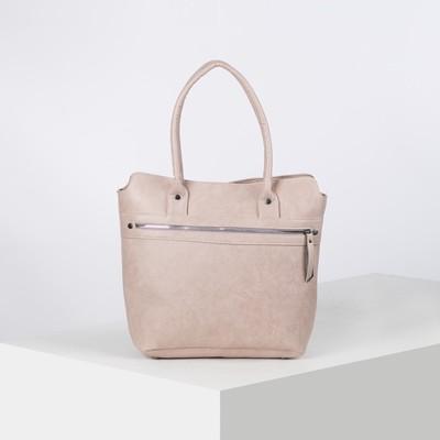 Bag wives 10305, 33*15*30 Department zip, Nar pocket, powder