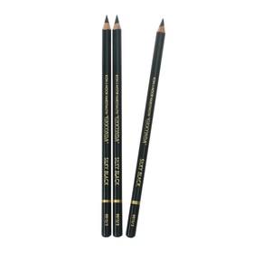 Набор 3 штуки карандаш цветной Koh-I-Noor GIOCONDA 8815 hard, черный (3502242)
