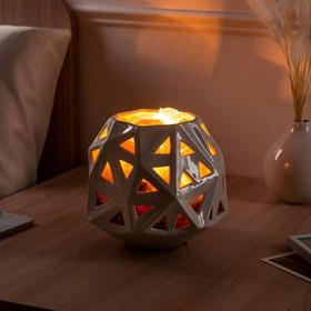 """Соляная лампа """"Оригами"""""""