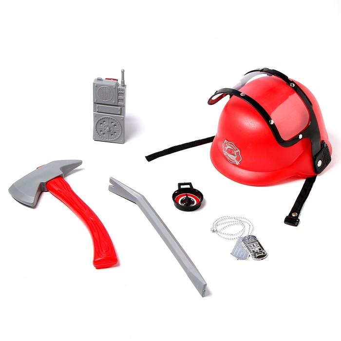 Набор пожарного «Спасатель Джо»